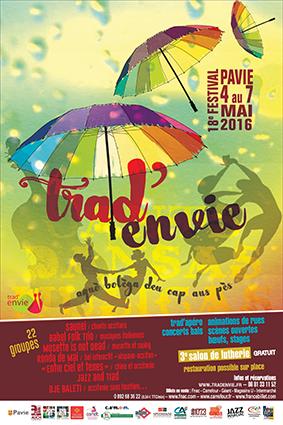 18e festival Trad'Envie